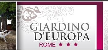 Hotel giardino d 39 europa rome giardino d 39 europa hotel rome - Hotel giardino d europa roma rm ...